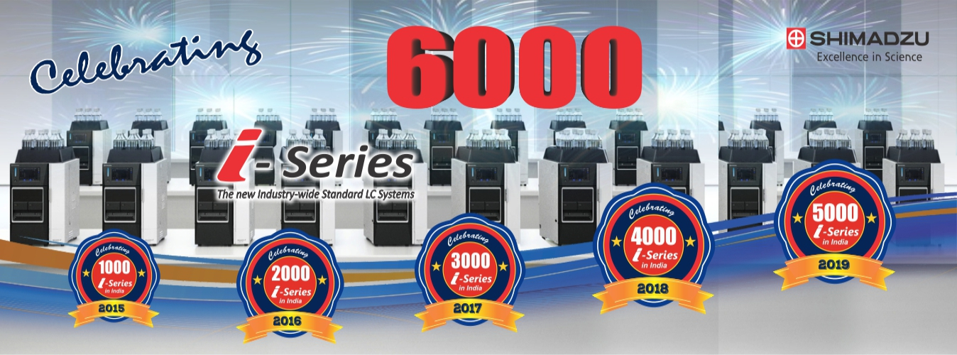 6000 i-Series in India